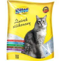 żwirek silikonowy 8x3,8l (30,4l) dla kotów marki Hilton