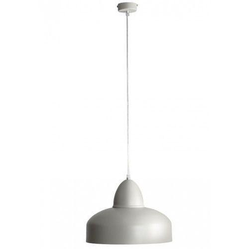 Lampa wisząca adx 946g22 metalowa oprawa zwis retro szary (MLAMP)