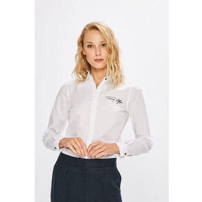 Koszule damskie Tommy Hilfiger ANSWEAR.com