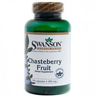 Chasterberry Fruit Niepokalanek 120 kaps 400mg