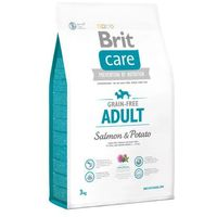 Brit Care Grain Free Adult Salmon & Potato 3kg (8595602510153)