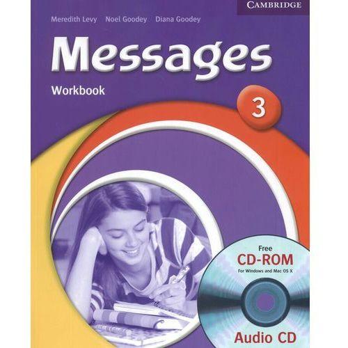 Messages 3 Workbook +CD, Cambridge University Press