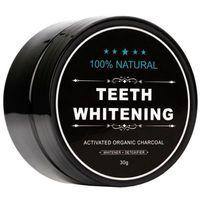 STYLE WHITE 30g Organiczny proszek do wybielania zębów na bazie węgla z drzewa kokosowego