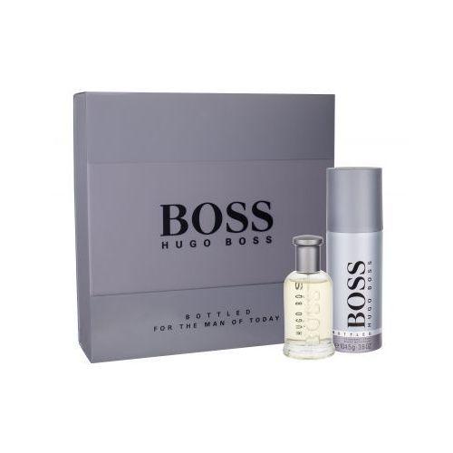 Hugo boss boss bottled zestaw edt 50 ml + dezodorant 150 ml dla mężczyzn (8005610461243)