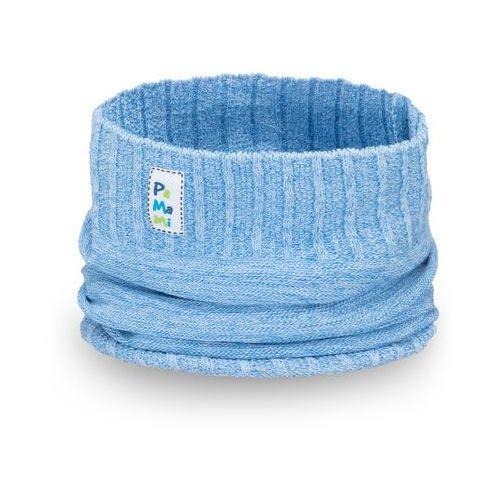 Pamami Wiosenny komin chłopięcy - jasnoniebieski - jasnoniebieski