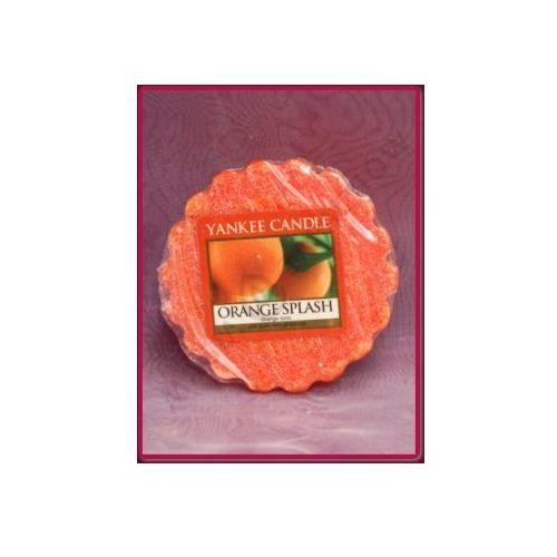 Pomarańczowy sok - wosk zapachowy Yankee candle