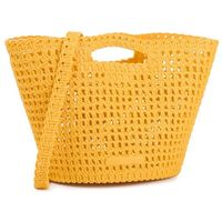 Torebka MELISSA - Campana Crochet Bag 34143 Yellow 01191