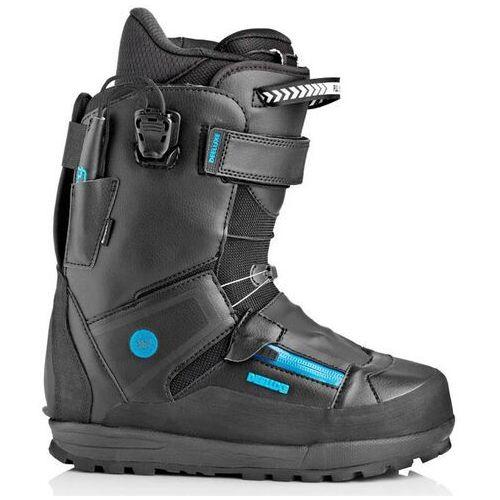 Deeluxe Buty snowboardowe - xve tfp black (9110)