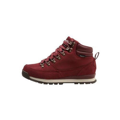 The North Face BACK TO BERKELEY REDUX Buty trekkingowe barolo red/vintage