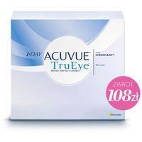 Acuvue 1-day trueye 180 szt. ✸ 108 zł cashback ✸