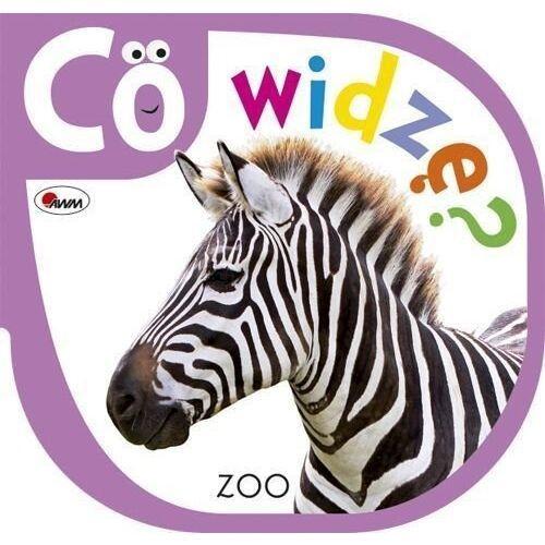 Co widzę Zoo [Kozera Piotr], oprawa kartonowa
