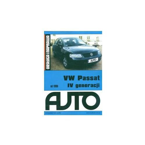VW Passat IV generacji od 1996 Obsługa i naprawa (460 str.)