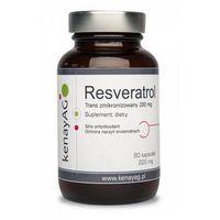 Kapsułki Resveratrol trans zmikronizowany 200mg 60 kaps.