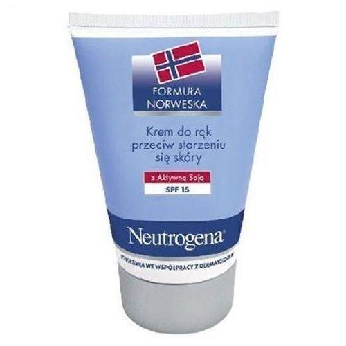 Neutrogena fn krem do rąk przeciw starzeniu się skóry 50ml Johnson&johnson - Genialna przecena
