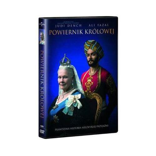 Powiernik królowej (dvd) Filmostrada
