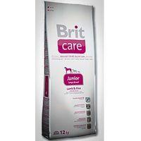 care junior large breed lamb & rice 3 kg marki Brit