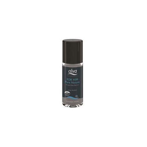 FOR HIM Pure Nature Dezodorant z kryształu Roll-on 50ml