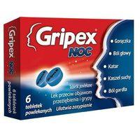 GRIPEX Noc x 6 tabletek