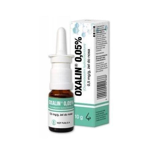 Oxalin 0,05% żel 10g Polfa warszawa