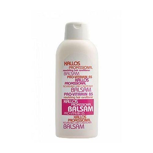 Kallos nourishing odżywka do włosów suchych i zniszczonych (nourishing hair conditioner) 1000 ml