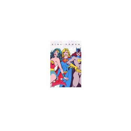 Dc Comics Girl Power Plakat Gf