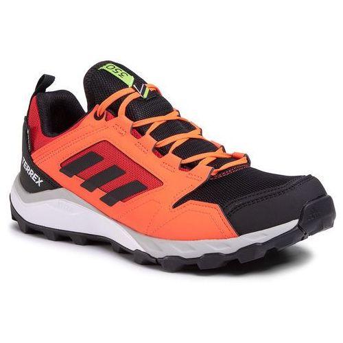 Buty adidas - Terrex Agravic Tr Gtx GORE-TEX EF6872 Solred/Cblack/Gretwo, kolor pomarańczowy