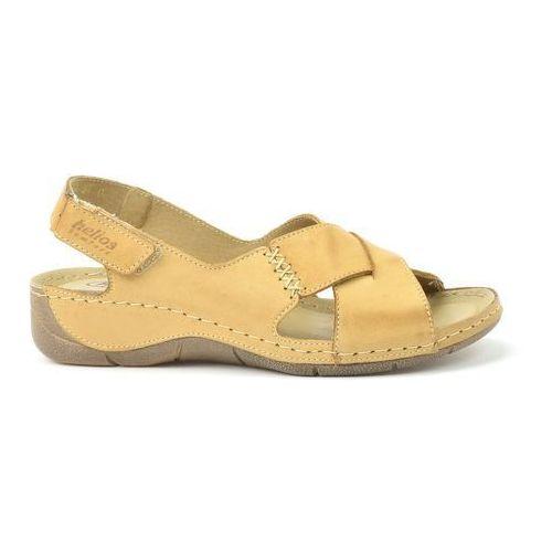 Sandały 229-1 j. brąz, Helios, 36-40