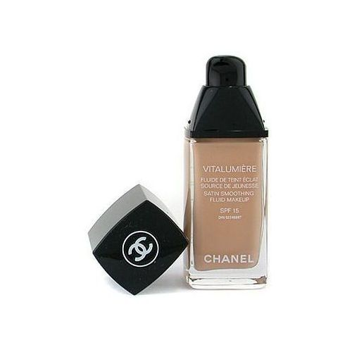 Chanel vitalumiere podkład w płynie odcień 50 naturel spf 15 (satin smoothing fluid make-up) 30 ml - Ekstra przecena