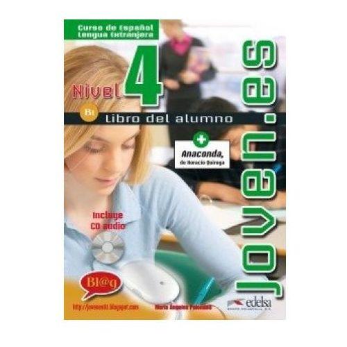 Joven.es B1 podręcznik, Edelsa