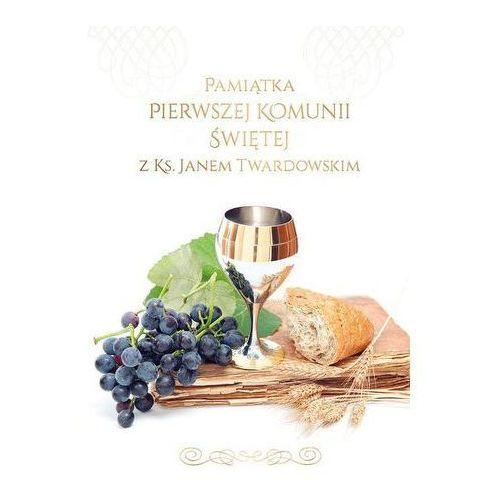 Praca zbiorowa Pamiątka i komunii świętej z ks. janem twardowskim