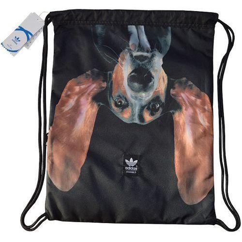 9283dc743e7f8 ADIDAS lekka torba worek plecak SUPER STYL - zdjęcie