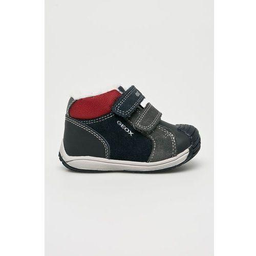 - buty zimowe dziecięce marki Geox