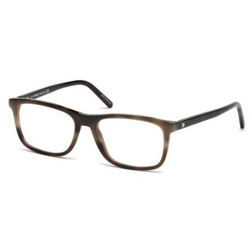 Okulary korekcyjne mb0672 052 Mont blanc