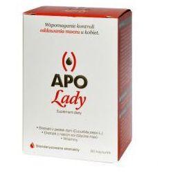 Pozostałe leki chorób układu moczowego i płciowego  apotex Apteka Zdro-Vita