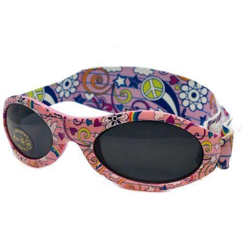 Banz Okulary przeciwsłoneczne dzieci 0-2lat uv400 - peace