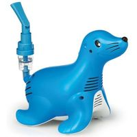 inhalator dla dzieci respironics sami the seal z torbą marki Philips