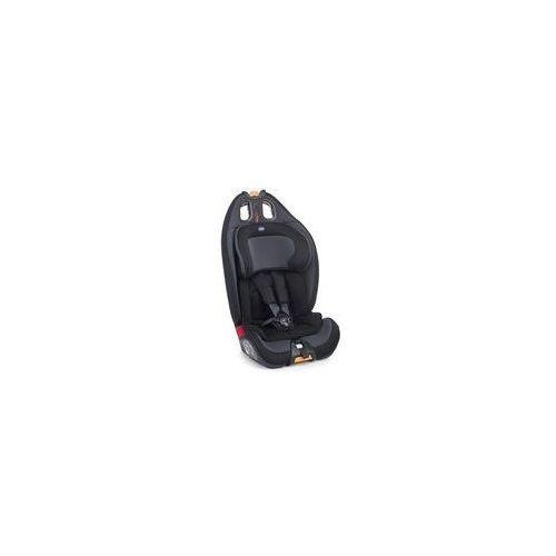Chicco Fotelik samochodowy gro-up 1-2-3 9-36kg + gratis (black night)