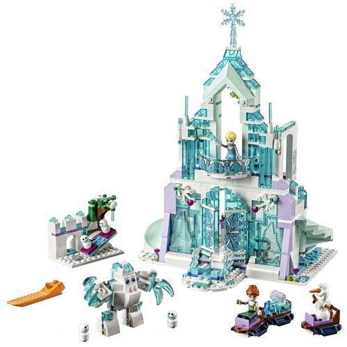 Lego DISNEY PRINCESS Zestaw elsa i jej magiczny pałac lodowy 43172