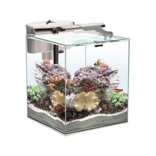 Aquael zestaw nano reef duo 49 l 35 cm biały marki Aqua el