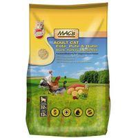 MACs Cat Adult kaczka, indyk, kurczak - 1,5 kg