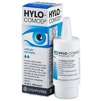 Krople do oczu HYLO-COMOD 10 ml (4031626710369)