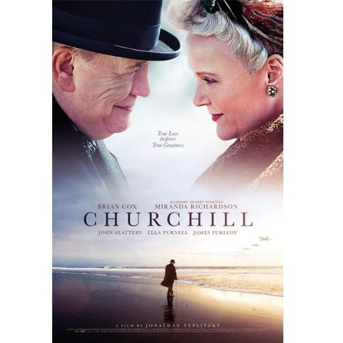 Churchill (książka + DVD) (9788395206276)