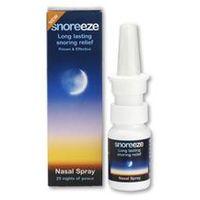 SNOREEZE spray do nosa 10ml