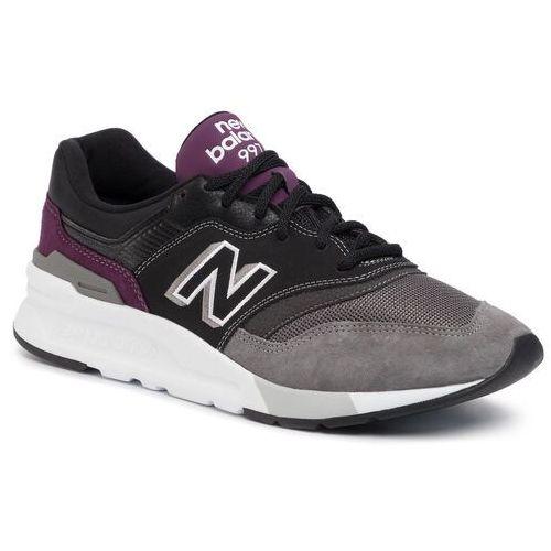 Sneakersy NEW BALANCE - CM997HEK Czarny Kolorowy