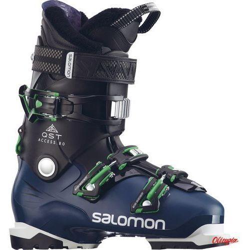 Buty narciarskie Salomon QST Access 80 2017/2018