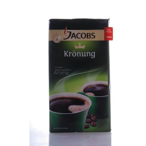 Kawa jacobs kronung mielona 500g marki Artykuły spożywcze