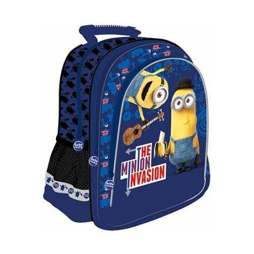 Minionki plecak szkolny 15'' londyn 172915 marki St-majewski
