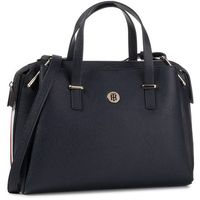 Torebka TOMMY HILFIGER - Th Core Satchel Corp AW0AW07510 0G7