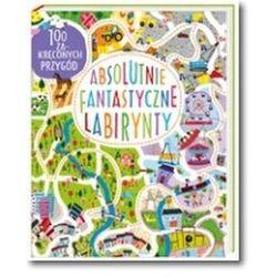Absolutnie fantastyczne labirynty, 978-83-10-13028-0