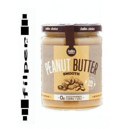 Peanut butter smooth masło orzechowe - 350g Trec